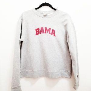 Alabama University Bama Sweatshirt F27